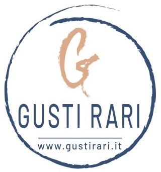 Gusti Rari - logo definitivo